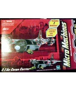 C-7 Air Cargo Carrier Micro Machines Playset - Micro Machine C-7 Air Car... - $24.95