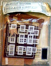 HO Trains Scale. Family House - $5.95