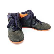 NIKE SB DUNK Phoenix Suns Anthracite/Anthracite-Abyss Orange Blaze Mens ... - £45.86 GBP