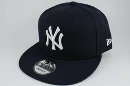 NEW ERA 9FIFTY MLB BASIC SNAPBACK HAT STYLE # 9FIFTY SNAPBACK - $29.65