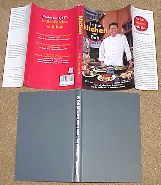 In the Kitchen With Bob - QVC - 1994 HCDJ First Edition