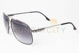 Carrera 59 Dark Ruthenium / Gray Polarized Sunglasses 59 82P 90 - $136.71
