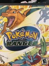 Pokemon Ranger (Nintendo DS, 2006) - $16.26