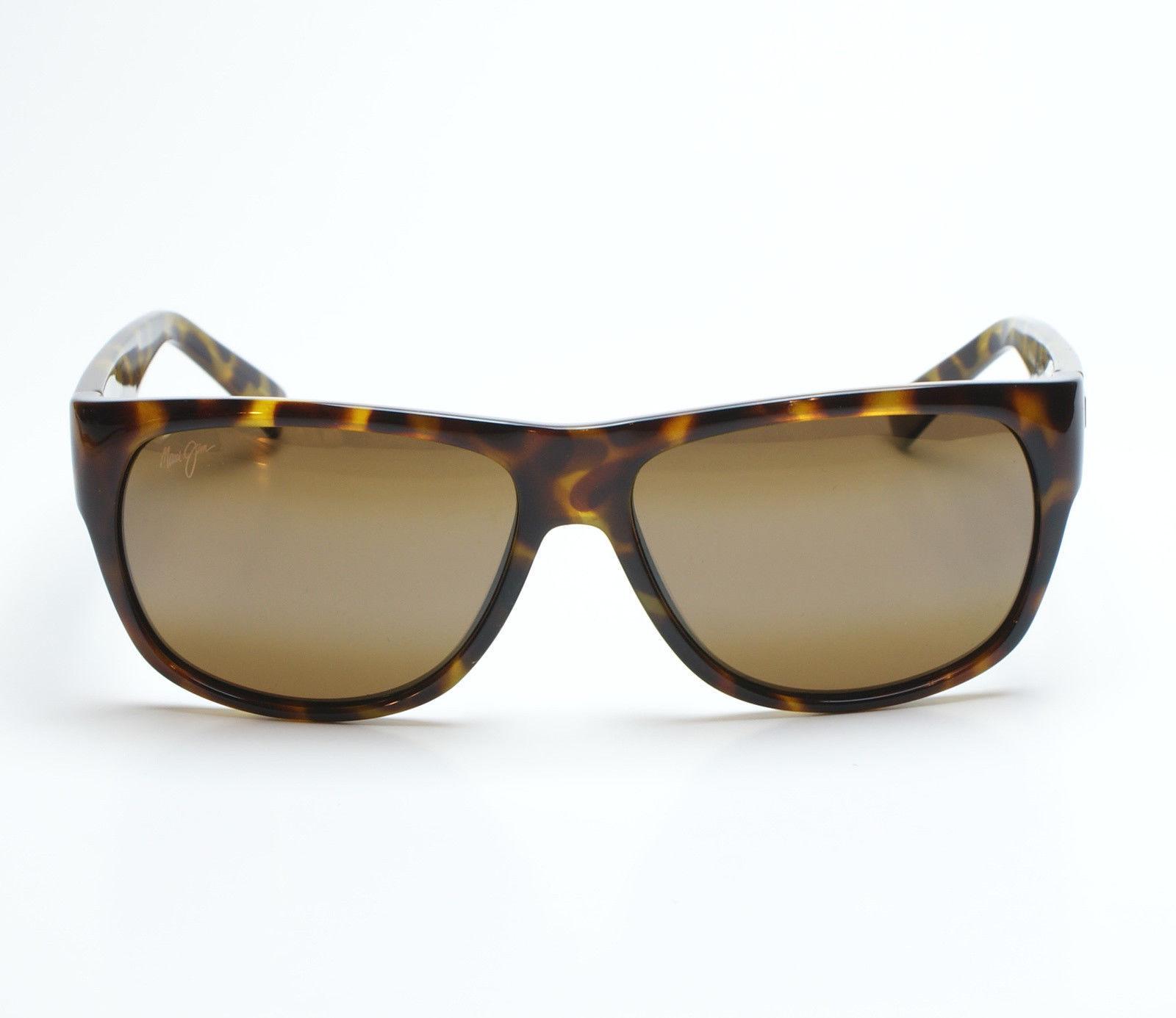 Maui Jim Makawao H282-10L Polarized Sunglasses - Light Tortoise/HCL Bronze