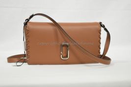 NWT MARC By Marc Jacobs M0010237 Noho Leather Small Shoulder Bag in Cara... - $239.00