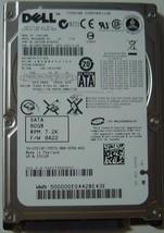 """NEW 80GB SATA 7200RPM 2.5"""" 9.5MM Hard Drive Fujitsu MHZ2080BK 0T010F"""
