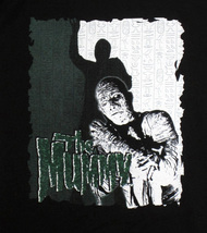 THE MUMMY, YOUTH SIZE T-SHIRT VINTAGE AND RARE!  HORROR FILM, MOVIE - $9.99