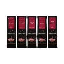 LAVANTA COFFEE TASTE OF THE FAR EAST VARIETY PACK FIVE POUND PACKAGE - $60.40