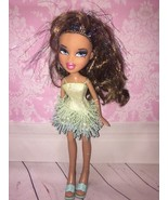 Bratz 2001 First Edition NO STAND Rare Dress Hair Variation Used - $9.49