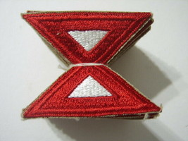 10th Army Patch - Dealer Lot Of 20 Patches Early WW2 Era Issue - $20.00