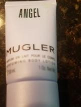 Mugler Angel Perfuming Body Lotion Deluxe Travel Size 1 Oz Net Wt New - $7.99