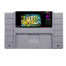 EVO The Search For Eden Game Card For 46 Pin 16 Bit NTSC Game Player Sav... - $20.57