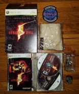 Resident Evil 5 -- Collector's Edition (Microsoft Xbox 360, 2009) - $99.99