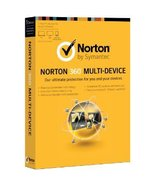 Symantec Norton 360 Multi-Device 2014 1 Year / 3 Devices PC Mac Android IOS - $19.99
