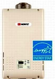 NR83-DVC-NG Noritz Indoor Natural Gas Residential Tankless Water Heater