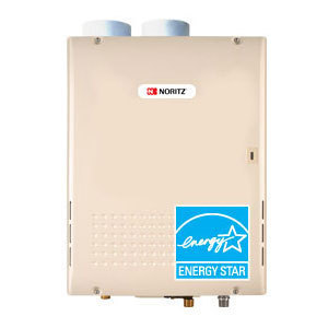 NRC98-DV-NG Noritz Indoor Direct Vent 9.8 Gpm Natural Gas Condensing Tankless
