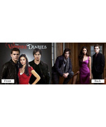 Vampire Diaries Ian Somerhalder 2 Photo Keychai... - $3.95