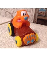 Fisher Price Shake 'N Go Bear - N5696, Lots of Speed & Silly Animal Sounds, 2008 - $8.55