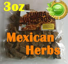Tumba Vaquero Tumbavaquero Roots Natural Tea Nervios Insomnio Estres Anciedad !! - $9.49