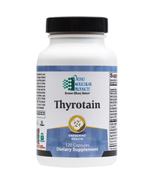 Ortho Molecular Thyrotain | 120 Capsules | Exp 05/22 - $42.99