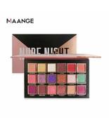 MAANGE® Eye Shadow Palette 18 Color Eyeshadow Shimmer Matte Glitter Powd... - $14.71