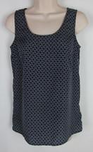 Tommy Hilfiger Cami tank shirt Camisole sleeveless Blue Womens XS - $9.85