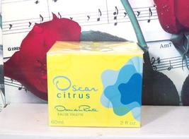 Oscar Citrus EDT Spray 2.0 FL. OZ. By Oscar De La Renta - $99.99