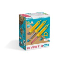 MAKEDO INVENT - Kids Cardboard Construction Toolbox for Classroom STEAM Learning - $169.99