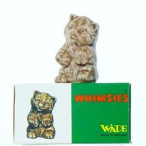 Wade Whimsies Retail Series Picture Box No. 11 Bear Cub