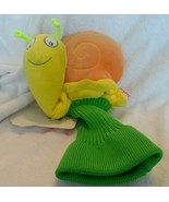 bright orange, yellow and green snail GOLF Club COVER by Daphne's - $38.00