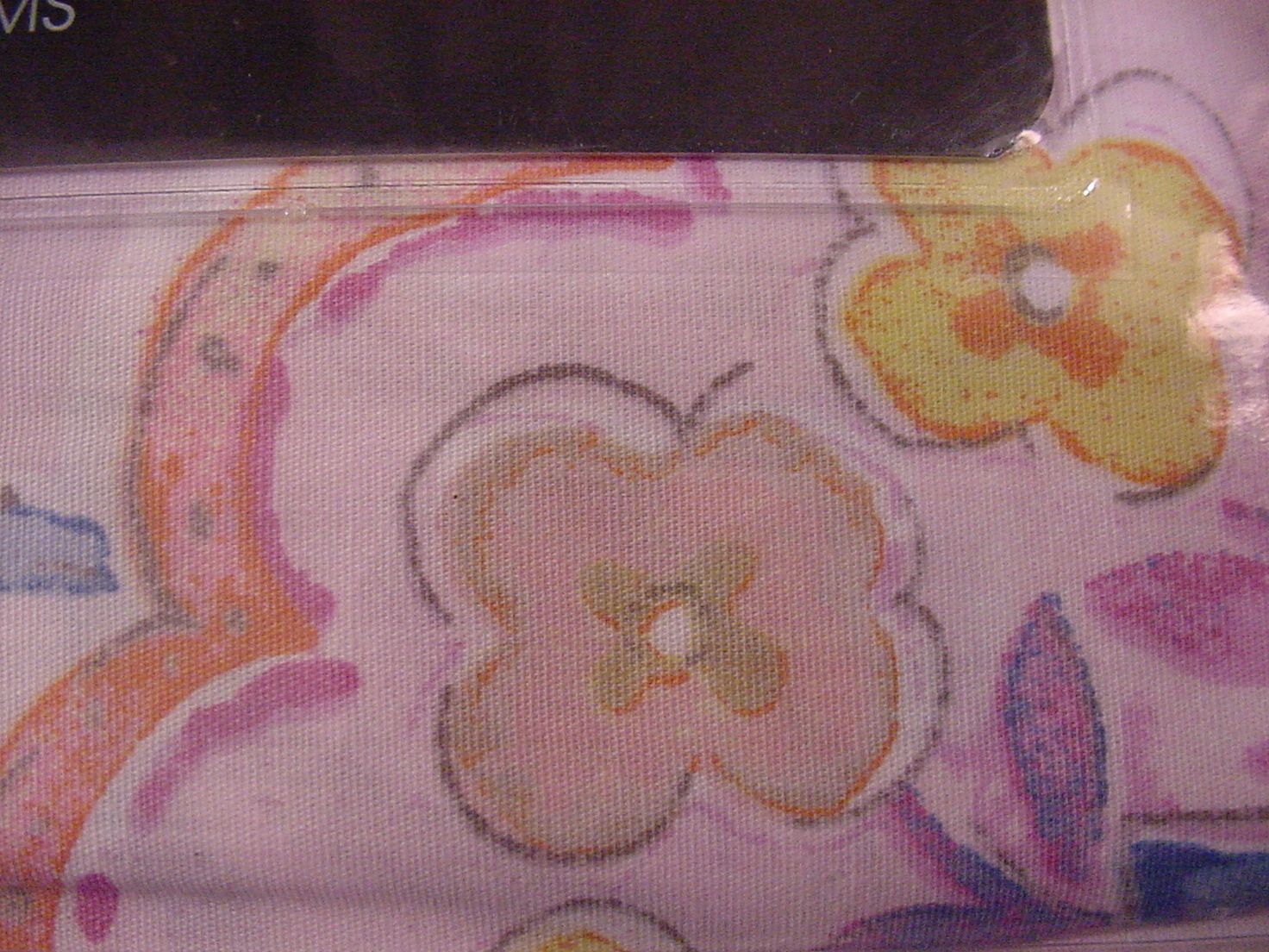 Cynthia Rowley Arilla Pink Blue Green Yellow Floral Duvet Cover Set Full/Queen