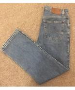 Ralph Lauren Old Dungarees Blue Jeans Size 30x30 Clasic Five Pocket Jean - $36.99
