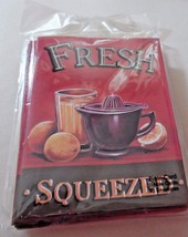 """1 package of 10 """"Fresh squeezed"""" invitation note cards w/ envelops - $5.50"""