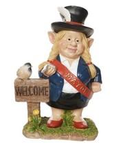 Gnome Mayor 15 in Resin Garden Figure - $148.49