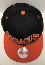 Syracuse Orangemen 9Fifty Lettering Vintage Hat Snapback - £17.73 GBP