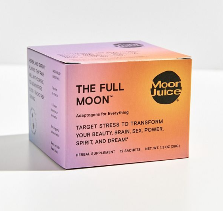 Moon Juice The Full Moon 12x Sachets Adaptogenic Tonics SEX BEAUTY SPIRIT BR