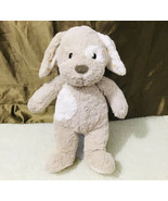 Cloud B Hugginz Beige w/ White Spots Puppy Dog w/ Tan Stars Plush - $44.55