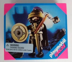 Playmobil 4602 Black Knight Special Retired 2002 - New  - $14.99