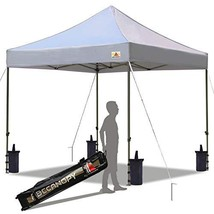 ABCCANOPY Pop up Canopy Tent Commercial Instant Shelter with Wheeled Car... - $231.37
