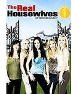 The Real Housewives of Orange County: Season One (DVD, 2007, 2-Disc Set) - $9.49