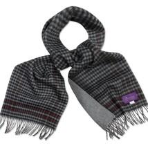 Lomond - Scottish Cashmere Scarf - Mens Luxury Reversible Scarf - $179.95