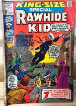 RAWHIDE KID KING-SIZE SPECIAL #1 (1971) Marvel Comics VG/VG+ - $9.89
