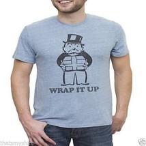 T-Shirt Uomo Monopoli i' Ve Got a Grande Pacchetto Maglietta da Junk Food - $37.19