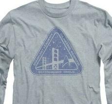 Star Trek Academy T-shirt Retro Sci-Fi TV series long sleeve graphic tee CBS855 image 2