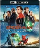 Spider-Man: Far from Home [4K Ultra HD + Blu-ray] - $14.95