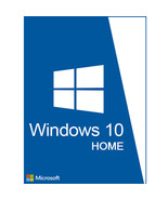 Microsoft Windows 10 HOME 32 64 bit License Key Product Key Code - $8.99