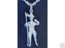 NICE St. silver Mounty Police pendant charm Horse - $12.76