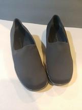 Easy Spirit ,size 7.5 Black Womens Slip On Shoes. - $19.79