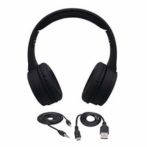Wireless Headphones Stereo Gaming Headset for PS4, PC, Xbox One (black) - $26.27