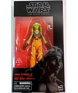 Star Wars Rebels The Black Series Hera Syndulla 6 in action figure - $27.95